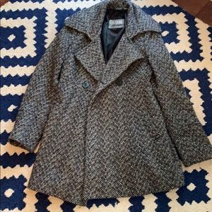 Guess pea coat
